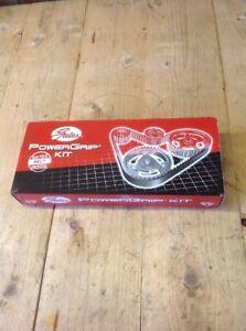 Gates Power grip Cambelt Kit K015473XS DACIA Nissan Renault 5414465978142