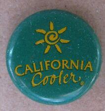CALIFORNIA COOLER ALCOHOLIC BEVERAGE CALIFORNIA NO DENT BEER BOTTLE CAP