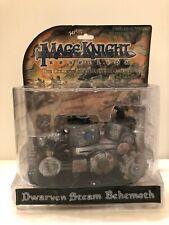 Wizkids Mage Knight Rebellion Limited Edition Dwarven Steam Behemoth New