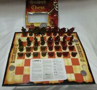 Pirates of the Caribbean at World's End Collector's Edition Chess Set - Complete