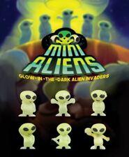 250 Glow Aliens 1 11 Inch Acorn Vending Machine Capsules Gumball Machine Toys
