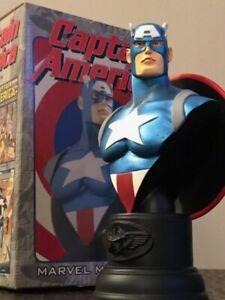 CAPTAIN AMERICA Bust Statue Bowen Designs Marvel Avengers MCU