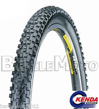 "Copertone / Pneumatico Bici MTB 650 x 52B (52 - 584) 27,5 "" x 2.10 KENDA  NERO"