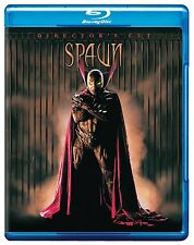 SPAWN (1997  Director's Cut) -  Blu Ray - Sealed Region free for UK