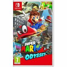 Super Mario Odyssey for Nintendo Switch Brand New