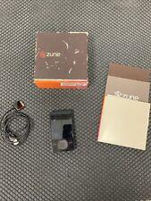 Microsoft Zune 120 Black (120 Gb) Digital Media Player free shipping
