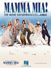 Mamma Mia!: The Movie Soundtrack Featuring The Songs Of Abba - Big Note Piano