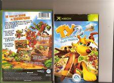 TY THE TASMANIAN TIGER 2 XBOX / X BOX 360 RARE