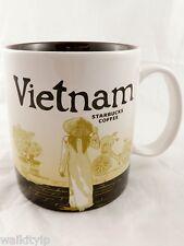 Starbucks Vietnam Mug New Coffee Oz Series City Icon You Here 16oz Collection a