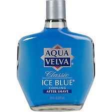Aqua Velva Cooling After Shave, Classic Ice Blue - 7 Oz