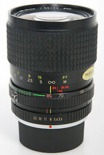 Tokina AT-X 28-85mm f3.5-4.5 Close Focus Zoom Lens Pentax K Mount