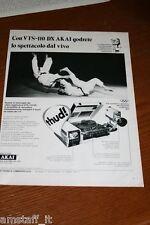BG23=1972=AKAI VIDEO REGISTRATORE PORTATILE=PUBBLICITA'=ADVERTISING=WERBUNG=
