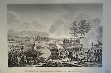 C1820 Friedland en Prusse prawdinsk Russie Russia Napoleon napoleonica