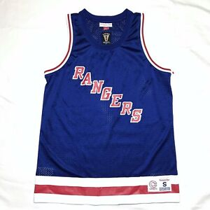 Rare Mitchell & Ness New York Rangers Concepts Jersey Sz. Small