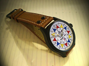 RAF Sector Clock Wrist Watch, Battle of Britain 75th Anniversary Biggin Hill.