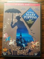 Mary Poppins (DVD, 2004, 2-Disc Set)