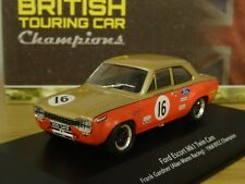 ATLAS CORGI VANGUARDS BTCC FORD ESCORT MK1 MANN GARDNER 1968 CAR MODEL HR01 1:43