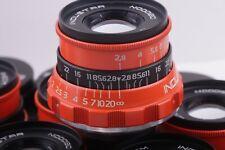 INDUSTAR 2.8/55 mm Leica Fed Lens M39 Zorki FED RF Soviet limited Lens