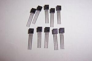 LM431 TL431 National semiconductor prescision adjustable zener 2.5 - 36V 10 pcs