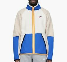 NIKE HERITAGE SHERPA JACKET SIZE XXL 100% GENUINE BV3720 133 SOLD OUT EVERYWHERE