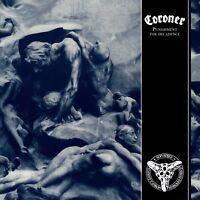 CORONER - PUNISHMENT FOR DECADENCE   CD NEW