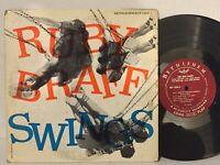 """Ruby Braff Swings EX BETHLEHEM 10"""" Johnny Guarnieri"""