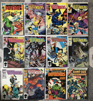 Defenders (12 Lot) 13, 126, 129, 142-146, 151, 152, King 1, Giant 5 - Marvel MCU