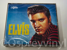 Elvis Presley Elvis The Collection Factory Sealed 3 Cd Box Set Readers Digest