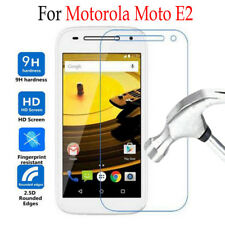 100 Genuine Tempered Glass Screen Protector for Motorola Moto E2(2nd Gen) Phone