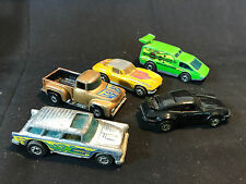 Old Vtg Diecast Hotwheels Toy Car LOT Spoiler Sport Alive 55 Pickup Porche