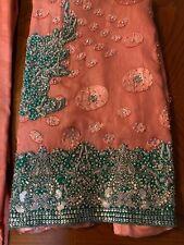 Indian Bollywood Punjabi Patiala Salwar Kameez Party Wear Ready To Wear M28