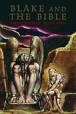 USED (VG) Blake and the Bible by Christopher Rowland