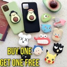 Cute Cartoon 3D Kick Stand Mobile Phone Holder Universal Ring Holder Expanded :)