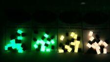 Moonglow - plaice attractors beads - lumi plaice packs
