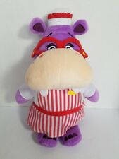 Disney Doc McStuffins Cuddles and Hugs HALLIE the Talking Purple Hippo Plush Toy