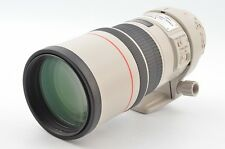 Canon EF 300mm F4L IS USM Lens Excellent++!