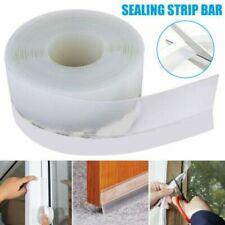 5m Sealing Strip Window Self Adhesive Silicone Door Weather Stripping Seal Tape