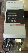 ALLEN BRADLEY 1394C-SJT05-D  5KW SER  C  V1.053  SERVO 1394CSJT05D Used Cut Out
