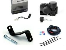 BMW R1200RT LC 2014 to 2018 Denali Complete Sound Bomb (120dB) Horn Kit