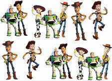 (◕‿◕) Selection of WOODY TOYSTORY Iron On Transfers Create stocking fillers