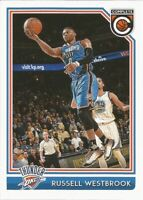 Russell Westbrook Panini Complete 2016/17 NBA Basketball Card #342