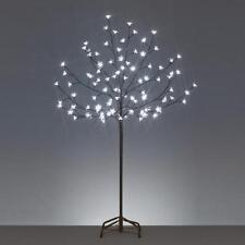 Christmas Decoration LED 1.2M Light up Cherry Blossom Tree - Choose Colour