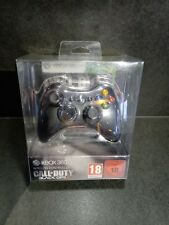 Pack Neuf Manette Xbox 360 + Jeu Call Of Duty Black Ops 2 sous Blister