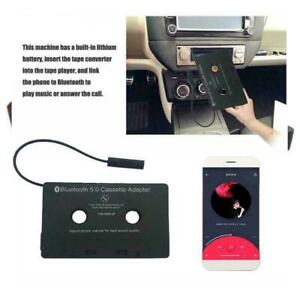 Wireless Bluetooth V5.0 Stereo Audio Cassette Player Audio Car 2020 Adapter