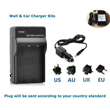 Battery Charger for Casio NP-40 EXILIM EX-Z1050 EX-Z1080 EX-Z1200 Digital Camera