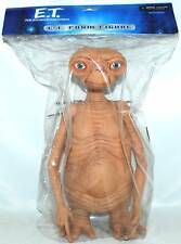 "NECA E.T. THE EXTRA TERRESTRIAL 12"" FOAM STUNT PUPPET ACTION FIGURE SEALED"