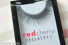 Red Cherry BIRMINGHAM # 747 M Medium falsche künstliche Wimpern strip lash