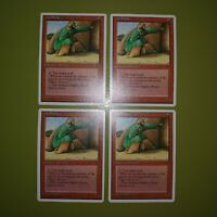 Ali Baba x4 Fourth Edition 4th 4x Playset Magic the Gathering MTG