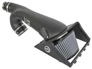 aFe Magnum FORCE Stage-2 Pro DRY S Cold Air Intake System for F-150 12-14 3.5L