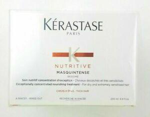 KERASTASE NUTRITIVE MASQUINTENSE Thick Hair 6.8 oz New In Box SEALED!!